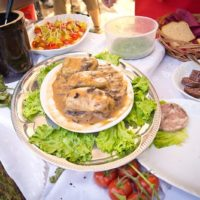 Festiwalowe menu w Kresowej Osadzie