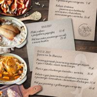 Specjalne weekendowe menu w Kresowej Osadzie