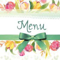 Nowe wiosenne menu w naszej restauracji