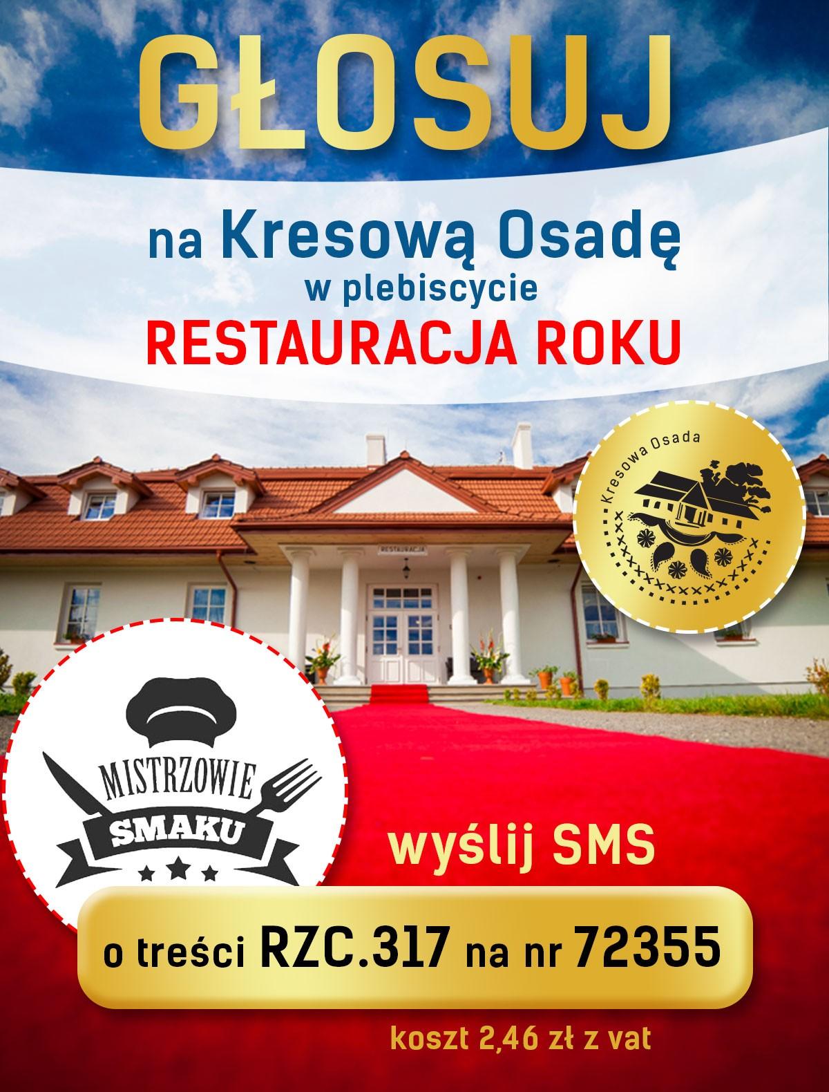 Restauracja Roku 2018