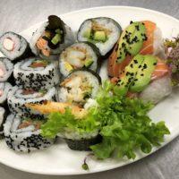 Kuchnia japońska w niedzielę w Kresowej Osadzie