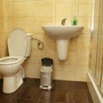 pokój w Kresowej Osadzie - łazienka