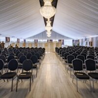 Duża sala konferencyjna na Podkarpaciu