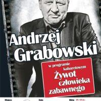 Gościć będzie u nas Andrzej Grabowski